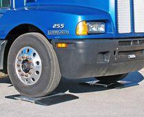Pèse essieu pour camion