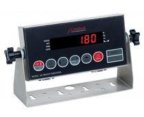 Indicateur de pesage numérique / étanche / de précision