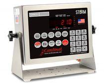 Indicateur de pesage numérique / benchtop / étanche