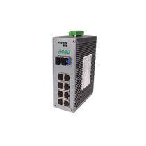 Commutateur Ethernet administrable / 12 ports / Gigabit Ethernet / sur rail DIN
