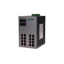 Commutateur Ethernet administrable / 28 ports / Gigabit Ethernet / sur rail DIN