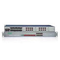 Commutateur Ethernet administrable / 26 ports / Gigabit Ethernet / industriel