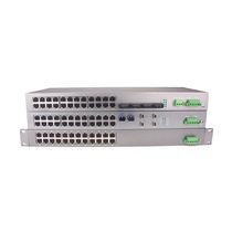 Commutateur Ethernet administrable / 24 ports / fibre optique / Gigabit Ethernet
