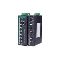 Commutateur Ethernet non administrable / 9 ports / Gigabit Ethernet / sur rail DIN