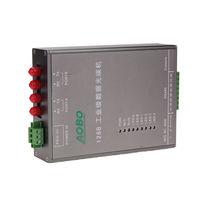 Émetteur-récepteur pour fibre optique / de données / sur rail DIN