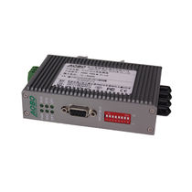 Convertisseur d'impédance / fibre optique / PROFIBUS / sur rail DIN