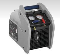 Machine de récupération de réfrigérant réfrigérante