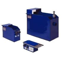Séparateur statique / d'huile / d'eau / pour l'industrie du recyclage
