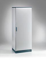 Armoire électrique / d'atelier / sur pied / simple porte