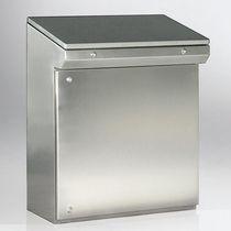 Pupitre monobloc / de contrôle / modulaire / boîtier
