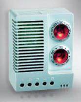 Régulateur de température sans affichage / thermoélectrique / avec thermostat de régulation/sécurité