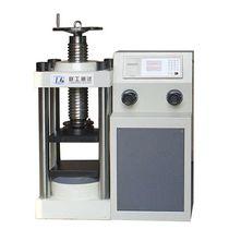 Machine d'essai de compression / du béton / pour matériau de construction / électronique