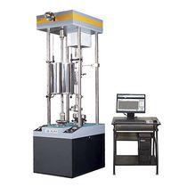 Machine d'essai de fluage / d'endurance / de matériaux / contrôlée par ordinateur