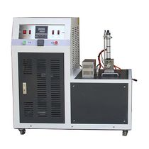 Appareil de test de friabilité / contrôlé par PLC / automatique / pour l'industrie