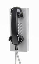 Téléphone analogique / IP65 / pour applications marines / antivandalisme