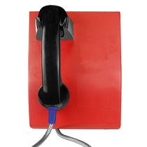 Téléphone d'urgence / analogique / VoIP / IP55