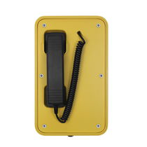 Téléphone VoIP / IP67 / pour applications ferroviaires / pour tunnel