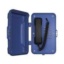 Téléphone SIP / IP66 / pour applications ferroviaires / pour tunnel