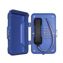 Téléphone SIP / IP67 / pour applications ferroviaires / pour tunnel