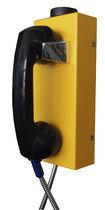 Téléphone GSM / IP65 / IP54 / en acier inoxydable