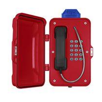 Téléphone VoIP / IP66 / pour applications ferroviaires / pour tunnel