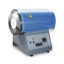 Four tubulaire / électrique / sous atmosphère contrôlée / de laboratoire