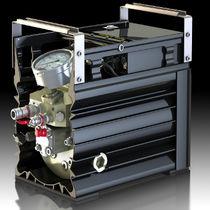 Groupe hydraulique à moteur électrique / pour outil