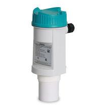 Transmetteur de niveau à ultrasons / pour liquide / 4-20 mA / analogique