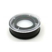 Lentille cylindrique / en verre / visible