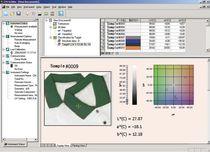 Logiciel d'analyse / de contrôle de process / de contrôle qualité / de couleur