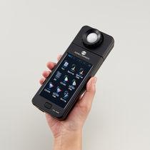 Luxmètre-spectrophotomètre portable