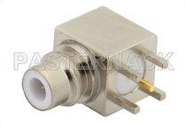 Connecteur PCB / coaxial / jack / rectangulaire