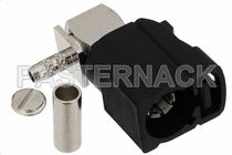 Connecteur de carte électronique / coaxial / jack / cylindrique