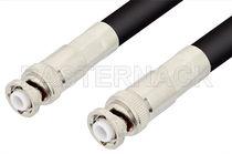 Assemblage de câbles RF / haute tension