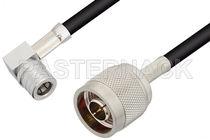 Assemblage de câbles QMA