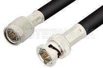 Assemblage de câbles TNC / coaxial