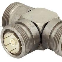 Adaptateur de communication / pour câble coaxial / DIN