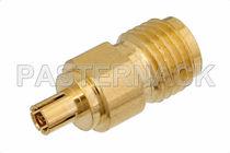 Adaptateur hydraulique / pour câble coaxial