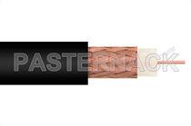 Câble optique de données / RF / coaxial / résistant aux produits chimiques