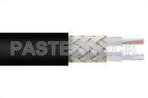 Câble optique RF / isolé / en cuivre / twinaxial