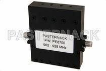 Filtre électronique passe-bande / passif