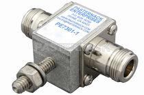 Parafoudre de type 1 / coaxial / en ligne / pour applications radiofréquence