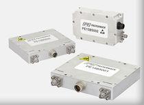 Amplificateur de signal / de commutation / par transmission / compact