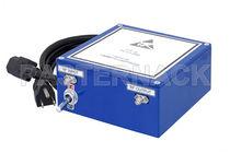 Amplificateur d'instrumentation / à large bande / à gain élevé