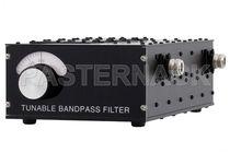 Filtre électronique accordable / passe-bande / actif
