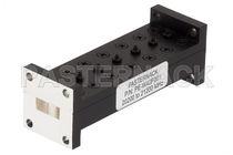 Filtre électronique passe-bande / passif / pour guide d'ondes / RF