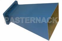 Antenne à cornet / pour guide d'ondes / pour liaison