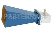 Antenne à cornet / avec adaptateur / pour liaison