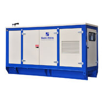 Groupe électrogène triphasé / diesel / stationnaire / en container