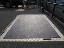 Revêtement de sol antidérapant / sur mesure / pour zone de circulation / pour carrelage